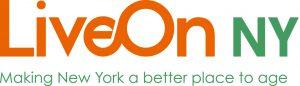 Logo for LiveOn NY